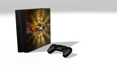 PS4 Full Render 1.1