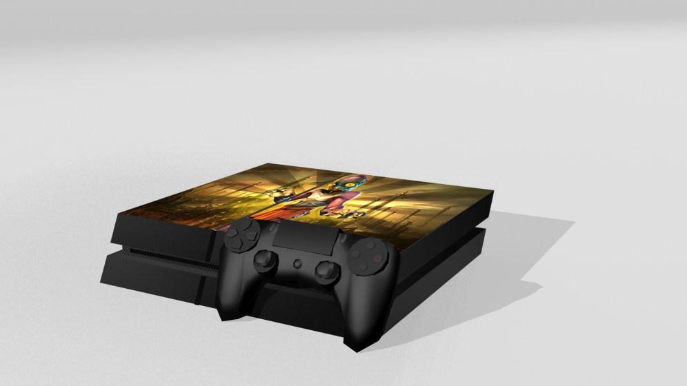 PS4 Full Render 3.1
