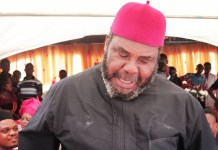 Pete Edochie says in the Igbo culture, it is totally wrong for a man to kneel and propose to a woman.
