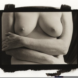 Platinum Print Nude