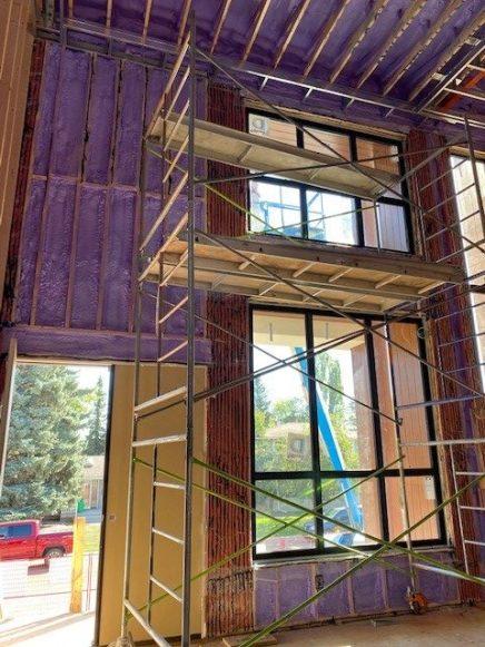 Platinum Signature Homes 8908 Construction 16
