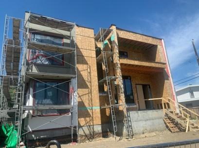 Platinum Signature Homes 8908 Construction 33