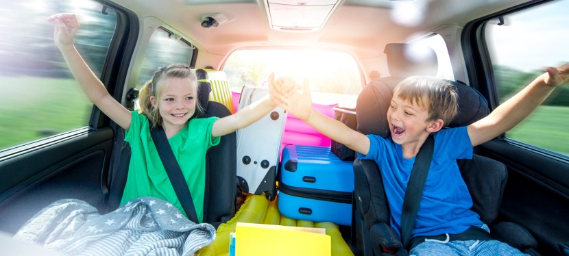 How To Roadtrip with Children: 25 Easy Steps