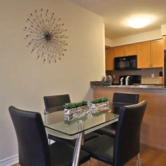 Rent A Chair La Z Boy Big And Tall Executive Office Two Bedroom Plus Den - Furnished Apartments For Mississauga | Platinum Suites