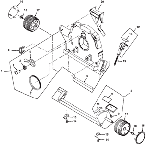Kirby Generation 4 Vacuum Cleaner Parts and Accessories