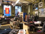 Klädbutik, butiksbelysning, belysningsplanering