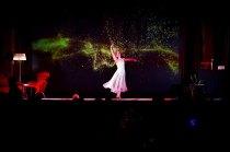 ljusdesign dansare