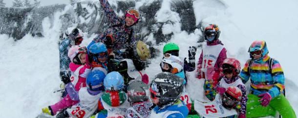 tabere schi prescolari