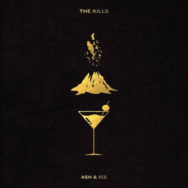 The Kills - Ash & Ice Cover
