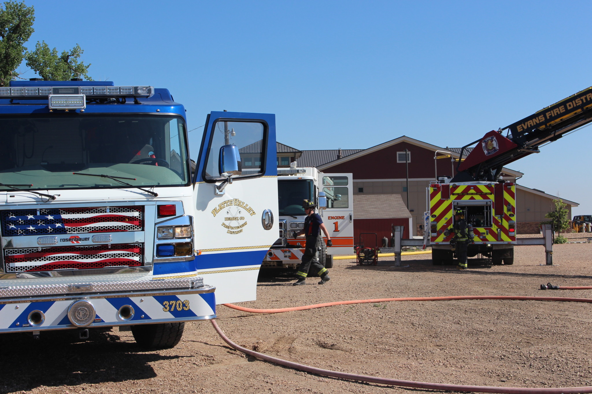 Platte Valley Fire Protection District  Platte Valley Fire