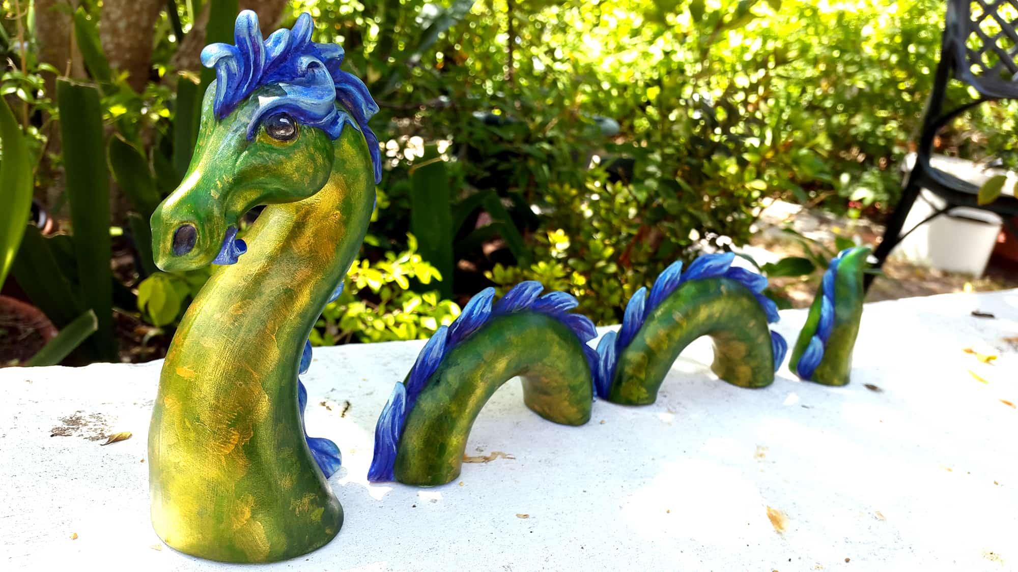grass dragon platymoose