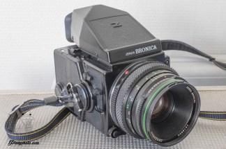 BRONICA ETRSI + 75mm F:2.8