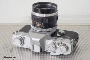 CANON PELLIX + CANON FL 50mm F:1.4