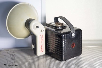 Kodak brownie Flash + Flash C