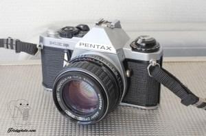 PENTAX ME SUPER + 50mm F:1.4