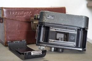 ROBOT RECORDER 36BET + SCHNEIDER KREUZNACH 75mm F:3.8