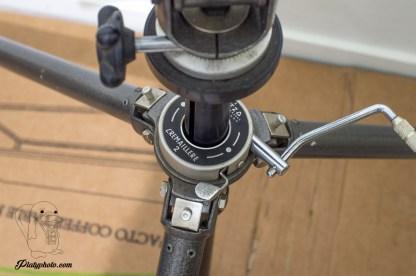 Gitzo Crémaillère 2 + Rotule R2+