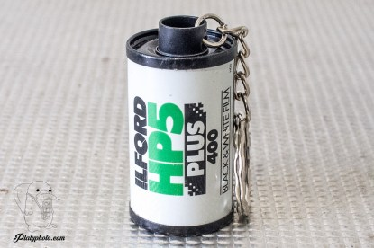 PORTE-CLEF ILFORD HP5+