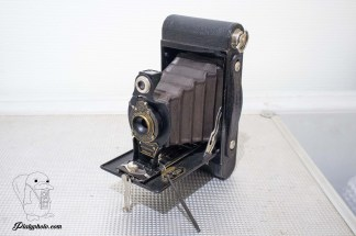 Kodak N°2 Folding Autographic Brownie