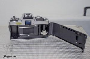 MINOLTA XG-M + ROKKOR 50mm F:1.7