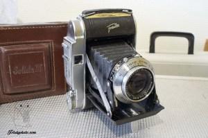 Franka Solida III Rodinar 80mm F:2.9