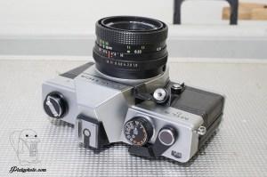 Praktica MTL5 + Pentacon 50mm F:1.8