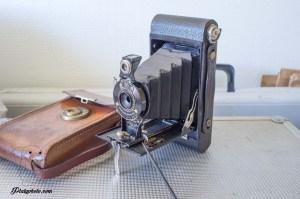Kodak N°2 folding Autographic Brownie