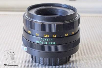 M42 Helios 44M 58mm F:2 (1977)