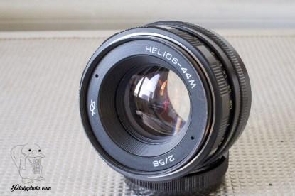 Helios 44M 58mm F:2 (1978)