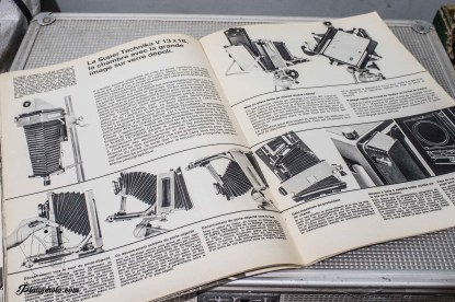 Catalogue Linhof Technika