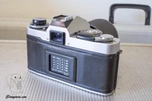 Minolta XD5 + 35-105mm F:3.5-4.5