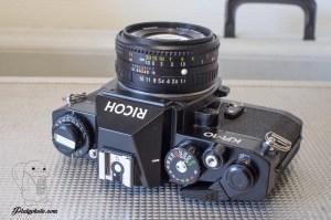 Ricoh KR-10 + Rikenon 50mm F:1.7