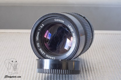 Canon FDn 135mm F:3.5