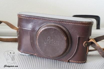Etuis pour Leica II / III