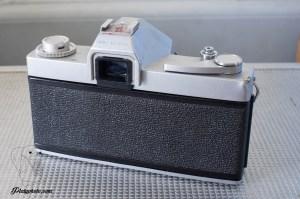 Ricoh Singlex TLS + Reflecta 55mm F:1.7