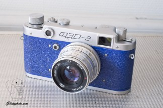 Fed-2 + Industar 26M 5cm F:2.8