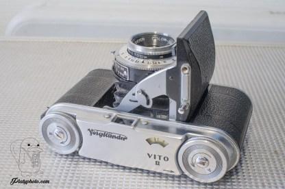 Voigtlander Vito II Color-Skopar 50mm F:3.5