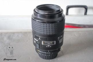 Nikon AF Micro Nikkor 105mm F:2.8