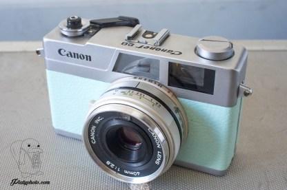 Canon Canonet 28 40mm F:2.8