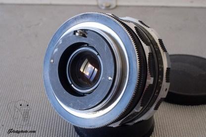 M42 Schneider-Kreuznach Edixa-Xenar 50mm F:2.8