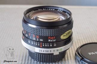 -Minolta MD- Panagor 24mm F:2.5
