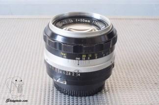 Nikon Nikkor-S 50mm 1.4 Non AI
