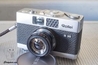 Rollei B35 Triotar 40mm F:3.5