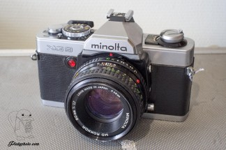 Minolta XG-9 + 50mm F:1.7