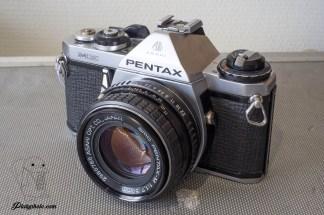 Pentax ME + 50mm F:1.7