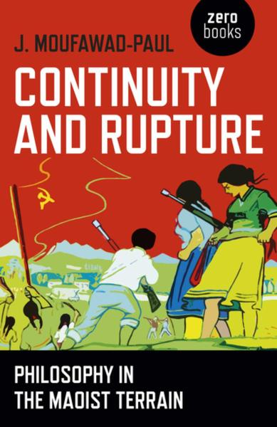 The cover of Continuity and Rupture