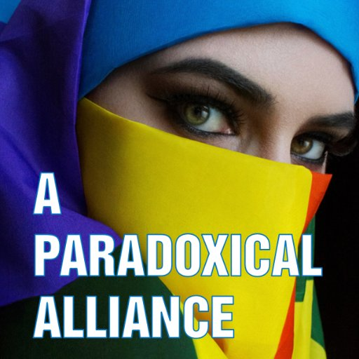 A paradoxical alliance cover art