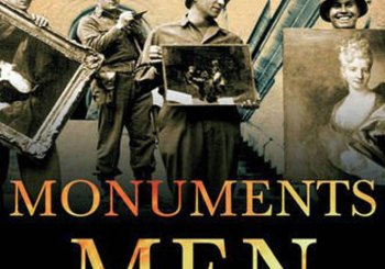 Monuments Men Book Cover
