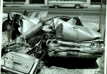 Corvair Crashed
