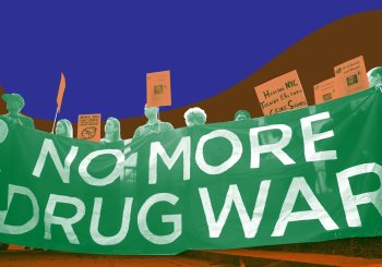 No more war on drugs